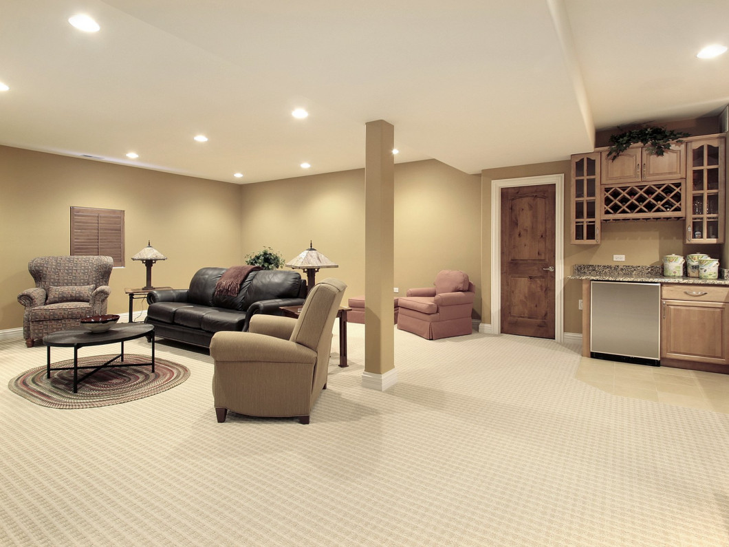 Now's the Right Time to Finish Your Basement