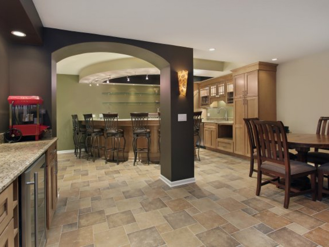 5 ideas for your basement remodel